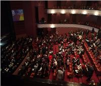 وزيرة الثقافة تحضر الليلة الثالثة من مهرجان الموسيقى بالمسرح الكبير