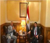 وزير الرياضة يؤكد أحقية الاسماعيلى فى ملكية الإستاد ويجمد قرار تسليمه لشركة استادات