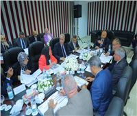 كامل الوزير: إنشاء «رصيف 55» أحد أهم مشروعات النقل البحري