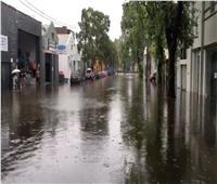 أمطار أستراليا تروي مناطق تعاني من الجفاف منذ سنوات