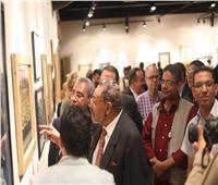 ١٢٦ فنانا يشاركون في معرض القاهرة عاصمة الثقافة الإسلامية بالهناجر