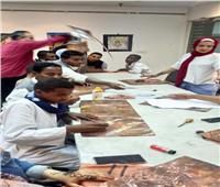 الملتقى الثقافي الثاني لشباب الحدود بقصر ثقافة أسوان