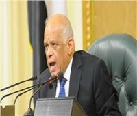 رئيس «النواب» يتعهد بإزالة تعديات بقطعة أرض في حلوان