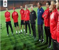 جمال محمد علي للاعبي المنتخب الأولمبي: مصر كلها خلفكم في بطولة أفريقيا