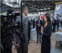 «المشاط» لـ«BBC»: استئناف الرحلات البريطانية رسالة للعالم بأن مصر آمنة