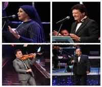صور| «مهرجان الموسيقى العربية» شاهدًا على ارتفاع مؤشرات الوعي الفني