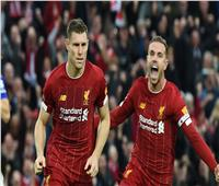 «ليفربول» يبحث عن مواصلة الإنجاز أمام جينك اليوم