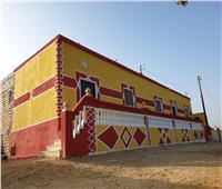 إعادة إعمار ٧٧ منزلا بقرى بنجر السكرفي مرسى مطروح