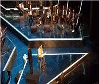 بدء حفل فرات قدوري على المسرح الكبير بمهرجان الموسيقى