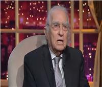 مراد وهبة: الرئيس السيسي مُنفتح على العالم