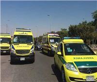 إصابة 19 شخصا في حادث تصادم على طريق الدقهلية بورسعيد