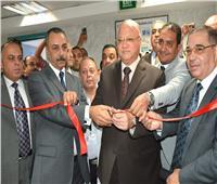 محافظ القاهرة يفتتح وحدة قسطرة القلب بمستشفى شبرا العام