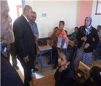 إفتتاح مدرسة للتعليم الأساسي بالمراغة بتكلفة 6 مليون جنيها