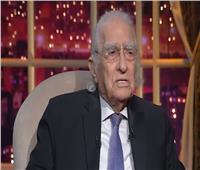 فيديو| مراد وهبة: على المثقفين الانخراط مع الجماهير لبناء الإنسان المصري