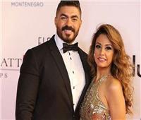 بالصور  زوجة خالد سليم وابنتيه يحتفلن بعيد ميلاده في كواليس «بلا دليل»