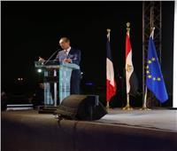 وزير الاتصالات:رعاية الإبداع المصري أحد أهم معالم التعاون مع فرنسا