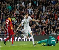 فيديو| ريال مدريد يكتسح جالاتا سراي بـ«سداسية» في دوري الأبطال