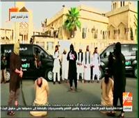 فيديو  السيسي يشهد فيلم «خوارج العصر» في احتفالية المولد النبوي الشريف