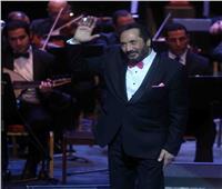 الليلة.. علي الحجار وريهام عبد الحكيم على المسرح الكبير