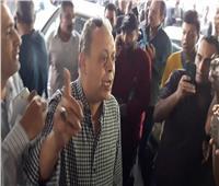 فيديو وصور .. «نقيب الممثلين» يكشف ملابسات وفاة هيثم أحمد زكي