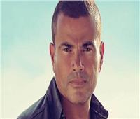 عمرو دياب ينعى هيثم أحمد زكي بهذه الكلمات