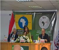 «مكرم» تستعرض جهود الوزارة خلال الدورة التدريبية الـ54 للصحفيين الأفارقة