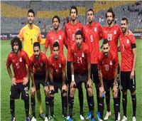 التعادل السلبي يحسم الشوط الأول من مباراة مصر وليبيريا