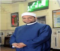 خاص| إمام الحسين: تكريمي من الرئيس شرف.. ونحن نعيش العصر الذهبي للدعوة
