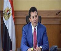 أشرف صبحي من مطار القاهرة إلى معسكر المنتخب الأوليمبي
