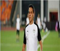 حسام البدري يدعم المنتخب الأولمبي قبل انطلاق أمم إفريقيا