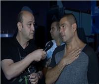 فيديو| عمرو أديب: الكراسي بتتهز في حفل عمرو دياب بالرياض