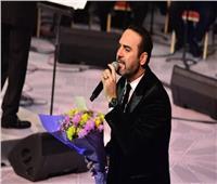 حفل وائل جسار على «موجات الأغاني»