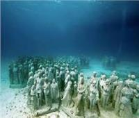 حقيقة تشوه الآثار المصرية بمعرض «المدن الغارقة» بأمريكا