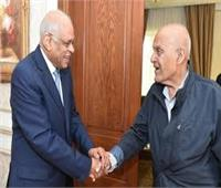 رئيس مجلس النواب يلتقى الجراح المصري العالمي الدكتور مجدي يعقوب
