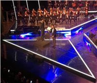 أحمد عفت يتألق بمهرجان الموسيقى بأغاني الزمن الجميل