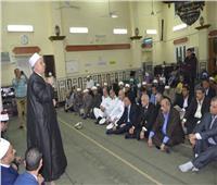 صور  محافظ الجيزة يشهد احتفال المولد النبوي بمسجد مصطفى محمود