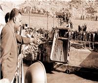 اليوبيل الماسي| «أخبار اليوم» تغطى إنجازات عصر «ناصر» وبناء السد العالي