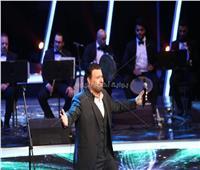 صور| حوار الطرب بين مصر ولبنان في مهرجان الموسيقى العربية الـ٢٨