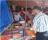 ضبط 30 طن أرز فاسد قبل طرحه في الأسواق بسوهاج