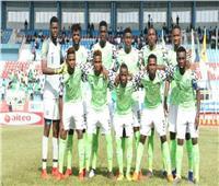 تعرف على تشكيل نيجيريا ضد كوت ديفوار في بطولة إفريقيا تحت 23 عاما