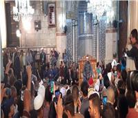 الصوفية تختتم الاحتفال الرسمي بمسجد الحسين.. والحضور ينتظر «التهامي»