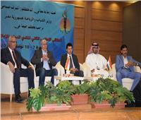 وزير الرياضة يشهد ختام ملتقى النادي الدولي للإعلام الرياضي