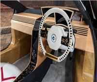 اليابان تكشف النقاب عن سيارة خارقة مصنعة من الخشب