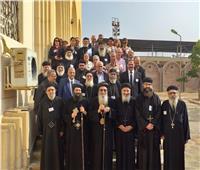 لقاء اللجنة المجمعية للتربية الدينية المسيحية بالفيوم