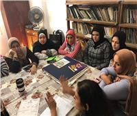 صور  «الوقاية من أمراض الشتاء» بثقافة الإسكندرية