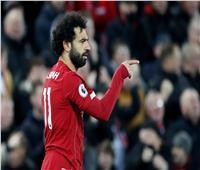 شاهد| رد فعل غاضب من «جوارديولا» بعد هدف «صلاح» في مانشستر سيتي
