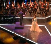 مروة ناجي «تسلطن» جمهور مهرجان الموسيقى العربية