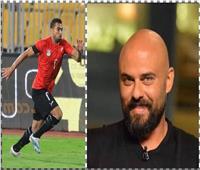 أحمد صلاح حسني يهنئ «جوكر الأهلي» بمناسبة عيد ميلاده