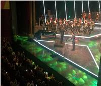 رسالة «وائل جسار» لـ لبنان من مهرجان الموسيقى العربية