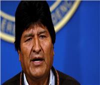 الرئيس البوليفي يبدي عزمه الاستقالة من منصبه